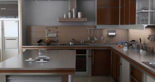 صورة اجمل المطابخ المنزلية ساحرة لكل ربة منزل