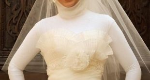 صور اجمل فساتين زفاف ناعمه 2019 , فساتين زواج رقيقه جدا 2019