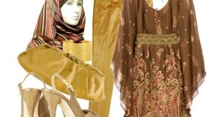 ملابس للمحجبات جنان , اناقة ازياء المحجبات 2019
