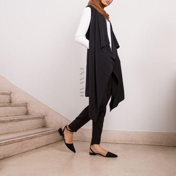صور ازياء للمحجبات جديدة , ملابس لستات الاربعينات 2019
