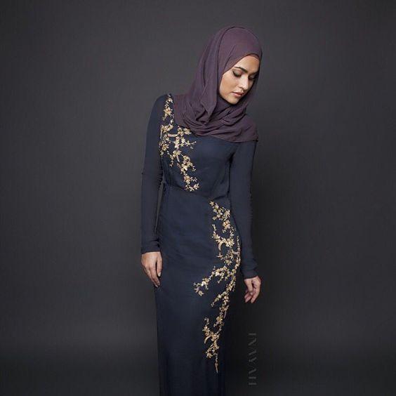 بالصور ازياء للمحجبات جديدة , ملابس لستات الاربعينات 2019 245227 4
