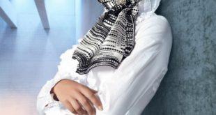 صورة موديلات حجابات جزائرية مخيطة