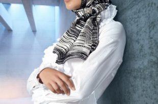 صور موديلات حجابات جزائرية مخيطة