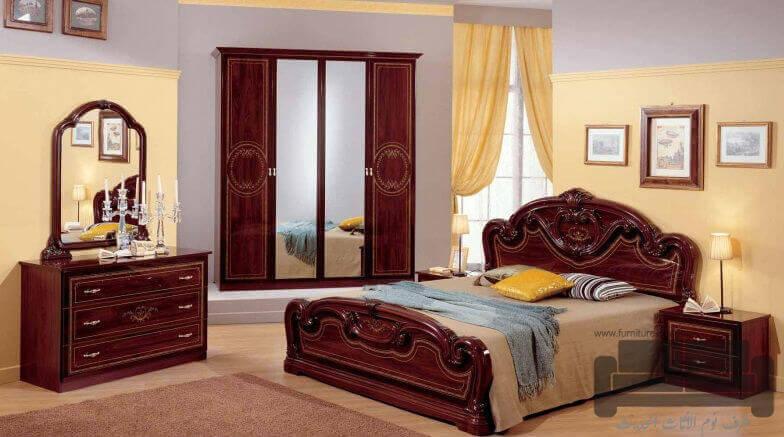 بالصور صور غرف نوم كلاسيك 244513 3