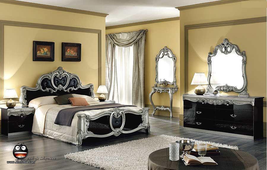 بالصور صور غرف نوم كلاسيك 244513 4