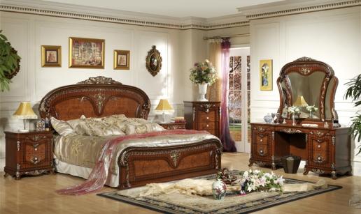 بالصور صور غرف نوم كلاسيك 244513 6