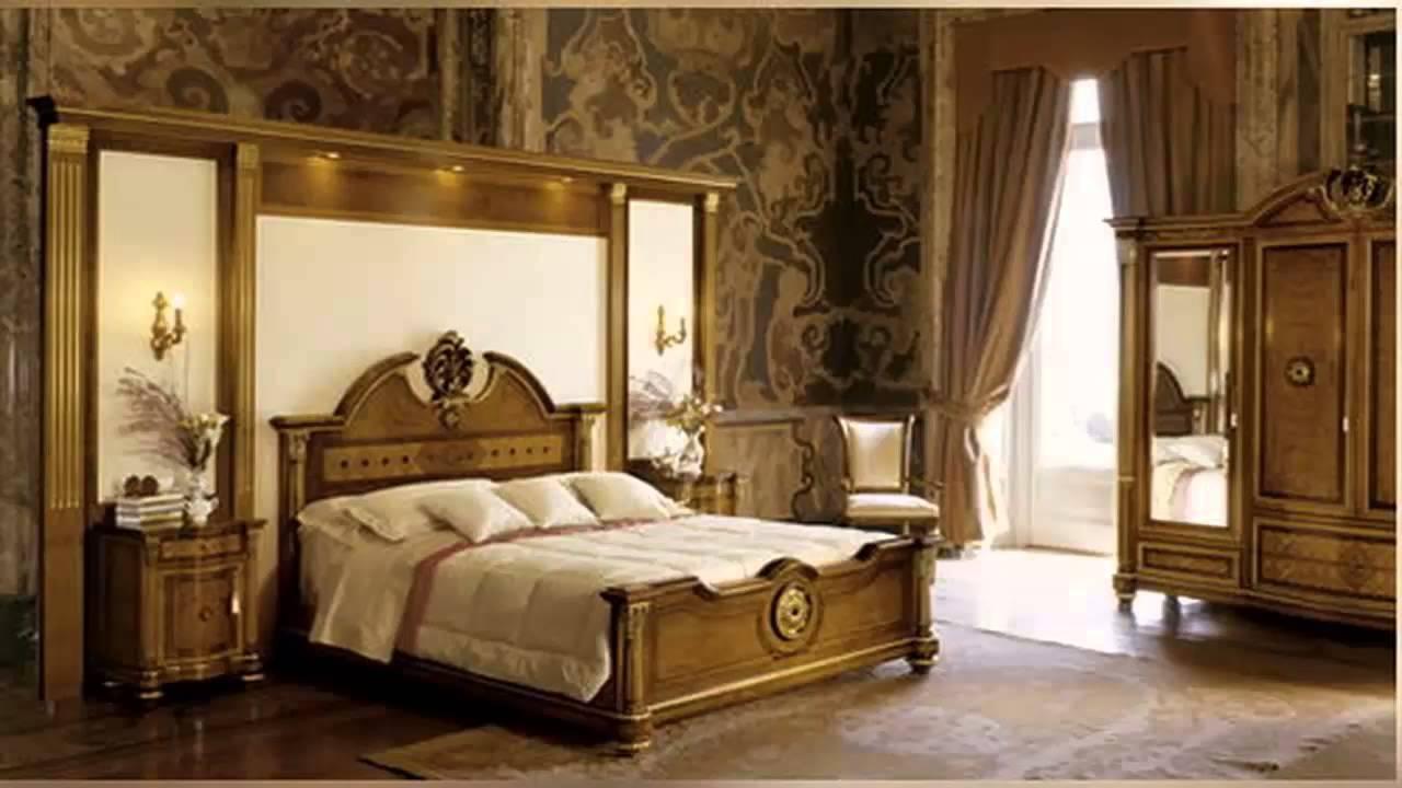 بالصور صور غرف نوم كلاسيك 244513 7