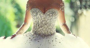 صورة احدث فساتين زفاف