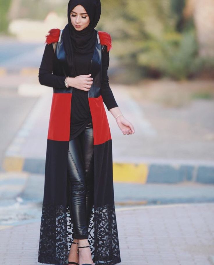 صور ازياء محجبات للصبايا الانيقة , ملابس محجبات للصبايا الانيقة 2019