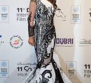 صورة فساتين من المشاهير العرب , فساتين انيقة فنانات العرب 2019