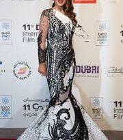 صور فساتين من المشاهير العرب , فساتين انيقة فنانات العرب 2017