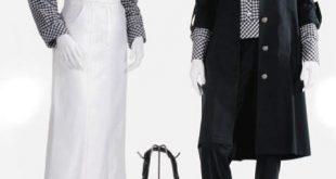 اشيك الملابس الفضفاضه للمحجبات , ملابس محجبات 2019