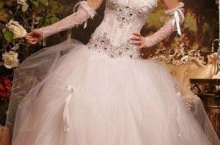 بالصور فساتين زفاف في ليبيا 244978 12 310x205