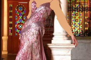 صور فستان سهرة فوشي