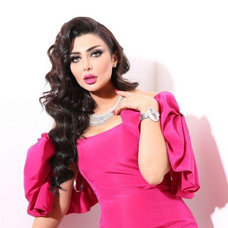 صورة فستان امل العوضي الحلقه التاسعه