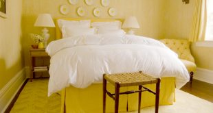 صور صور غرف نوم باللون الاصفر