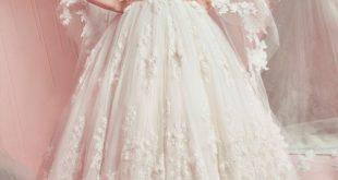 صورة فساتين زفاف تفته