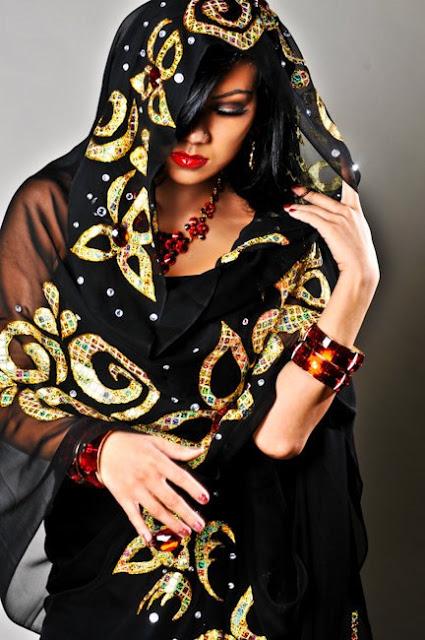 بالصور ازياء ثياب سودانية الملابس والثوب السوداني 245363 7