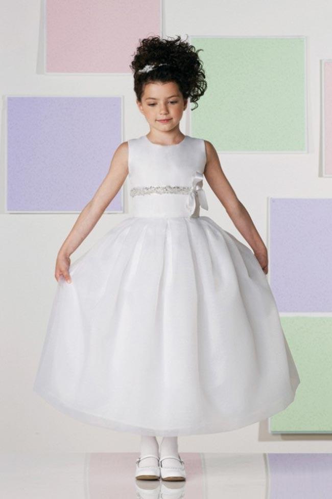 بالصور فساتين اطفال زواج 245395 6