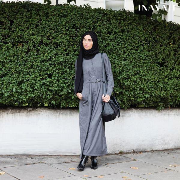 بالصور ملابس محجبات روعة , اطقم مميزة 2019 245397 8