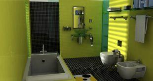 صورة ديكورات حمامات حديثة
