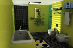 صور ديكورات حمامات حديثة