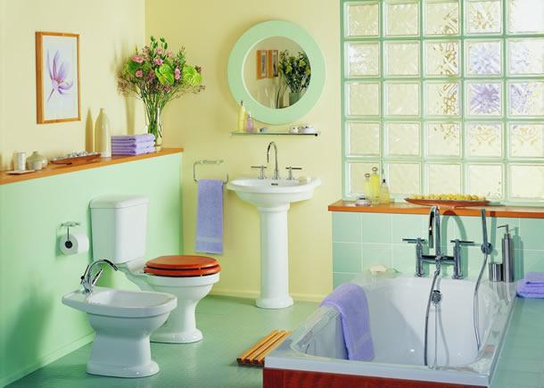 بالصور ديكورات حمامات حديثة 245409 7