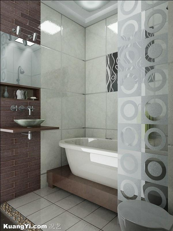 بالصور ديكورات حمامات حديثة 245409 9