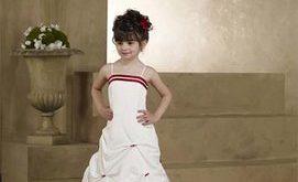 صورة فساتين اطفال سهرات