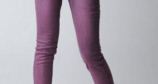 صور جينزات بنات موضة , احدث موديلات الجينزات 2019
