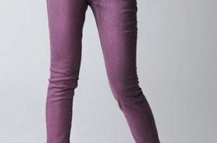 صور جينزات بنات موضة , احدث موديلات الجينزات 2017