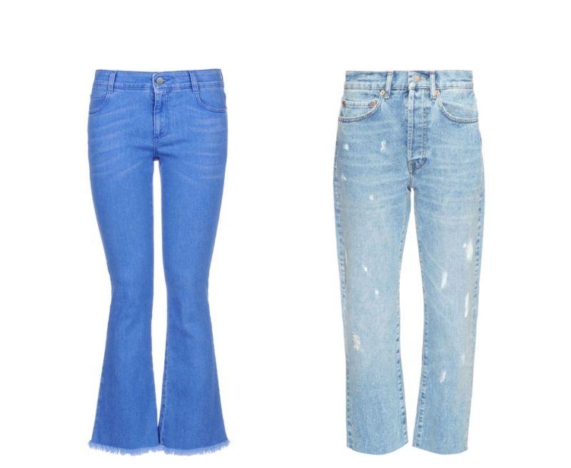 صورة جينز الوان هايلة , اجدد جينز الوان روعة 2019 245485 5