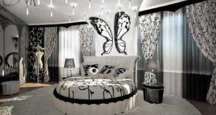 صور احدث ديكورات لغرف النوم