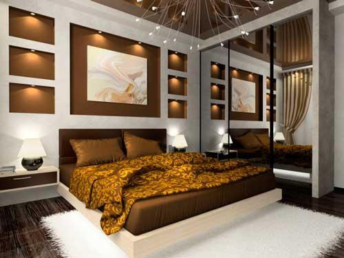 بالصور احدث ديكورات لغرف النوم 245517 9