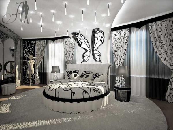 صورة احدث ديكورات لغرف النوم