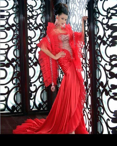 بالصور فساتين سواريه مذهله , اروع الفساتين للسهره 2019 245522 7