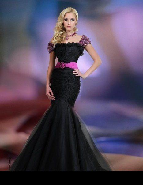 بالصور فساتين سواريه مذهله , اروع الفساتين للسهره 2019 245522 9