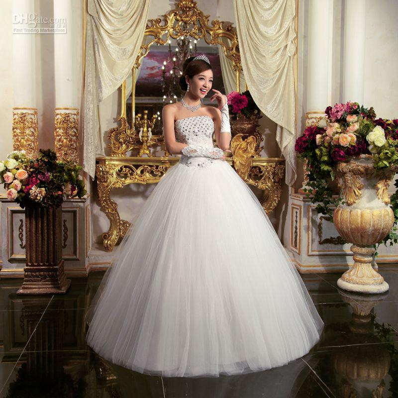 بالصور فساتين زواج كوريه 245527 6