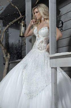 بالصور فساتين زفاف يمنية 245528 1