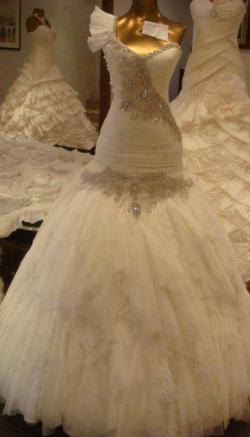 بالصور فساتين زفاف يمنية 245528 3