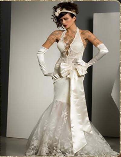 بالصور فساتين زفاف يمنية 245528 6