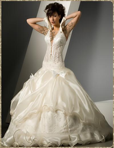 بالصور فساتين زفاف يمنية 245528 8