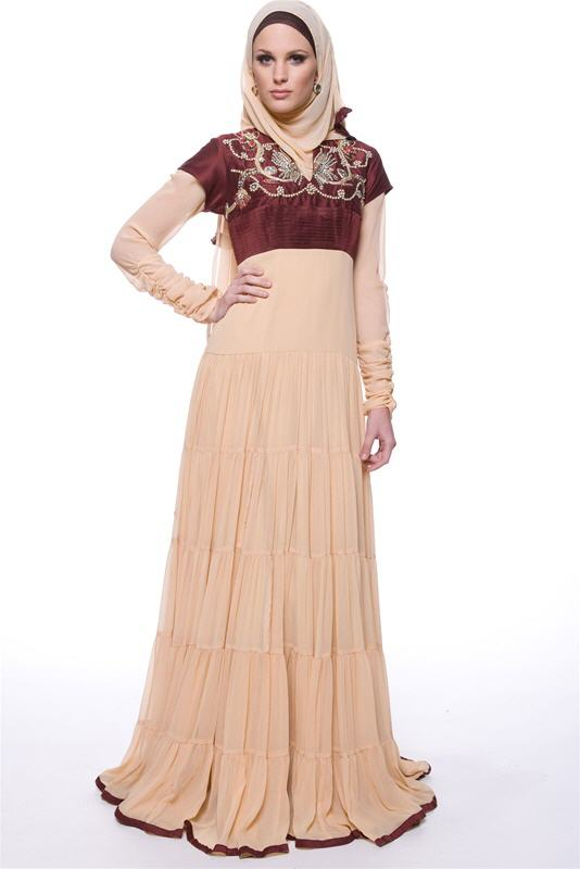 صورة ازياء عجيبة لكل محجبة قمة التميز في ملابس المحجبات