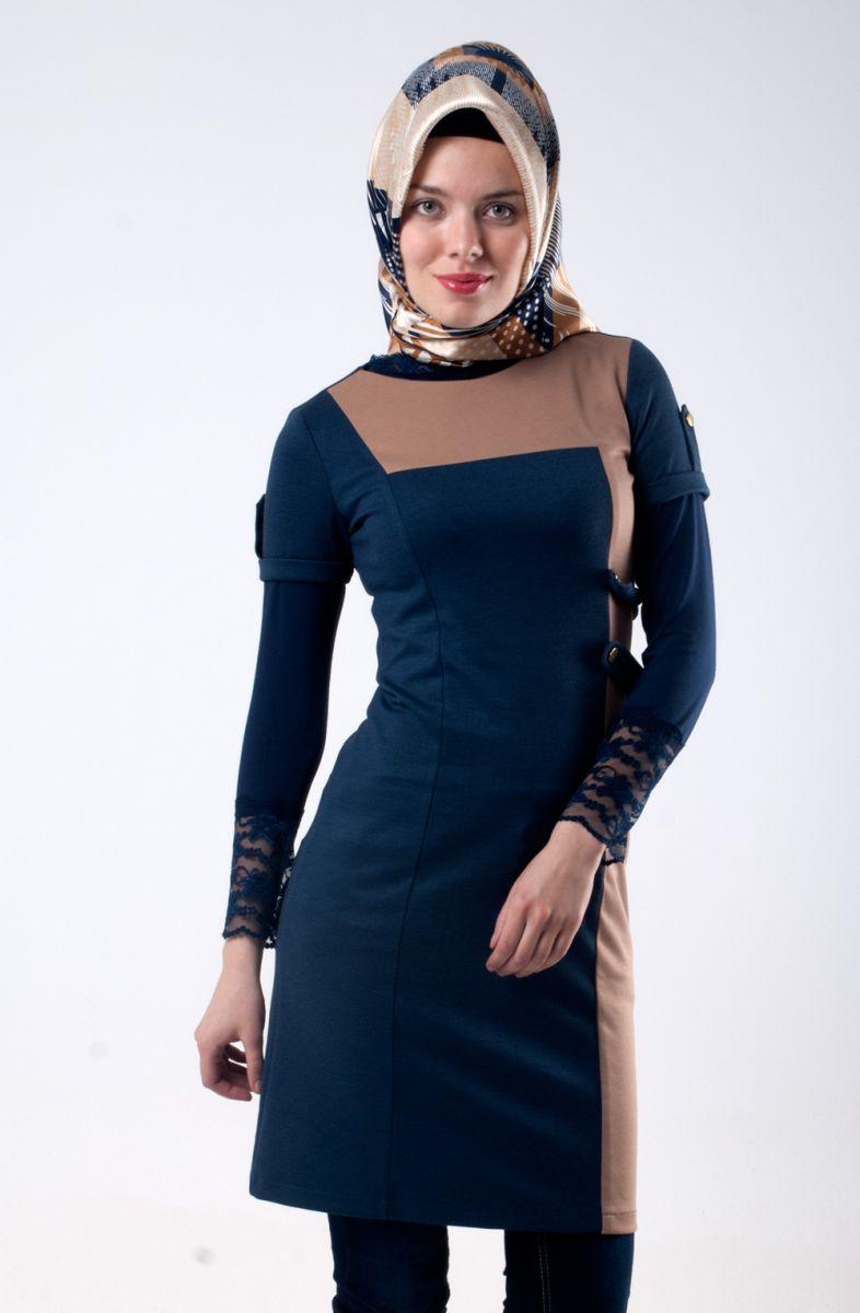 بالصور ازياء عجيبة لكل محجبة قمة التميز في ملابس المحجبات 245533 2