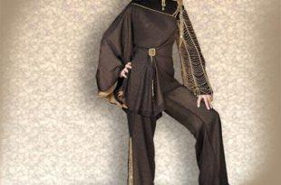 بالصور ازياء عجيبة لكل محجبة قمة التميز في ملابس المحجبات 245533 2.png 310x205