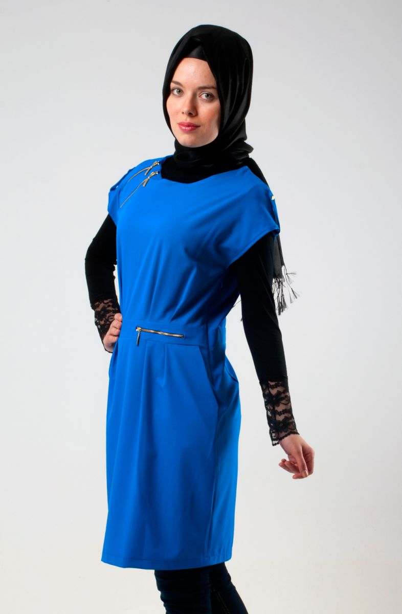 بالصور ازياء عجيبة لكل محجبة قمة التميز في ملابس المحجبات 245533