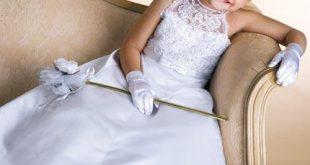 صورة فساتين عروس بنات