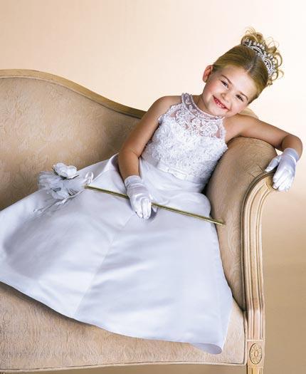صور فساتين عروس بنات