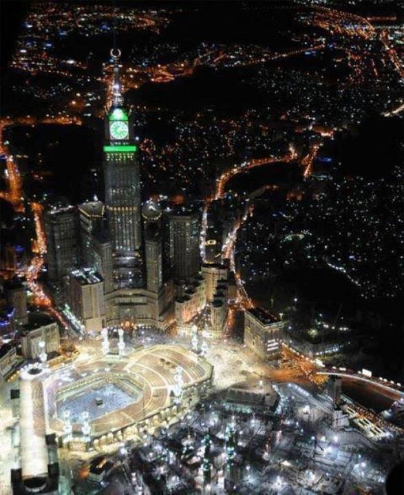 صورة صور عن مكة المكرمة