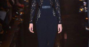 صورة فساتين سهرة طويلة 2019 , اشيك الفساتين للسهرة 2019
